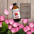 Shiny Leaf Rose Absolute Oil; Relieves Stress, Helps in the Treatment of Depression; Eases Pain Caused by Menstrual Cramps and Muscle Spasms