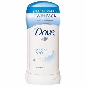 Dove - Anti Perspirant Deodorant Original Clean
