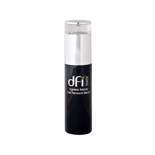 DFI Ageless Beauty Cell Serum; Boosted Skin Renewal for Bright and Even Skin Tone; Leaves the Skin Firm and Supple