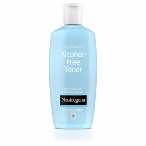Neutrogena Alcohol-Free Toner; Leaves the Skin Clearer and Refreshed; Purifies without Drying; Gentle on All Skin Types