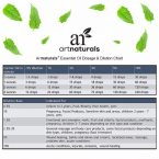 Art Naturals Tea Tree Essential Oil Pure and Natural; For a Clear and Healthy Skin; Fights Dandruff and Acne; Comes with Aromatherapy Oils