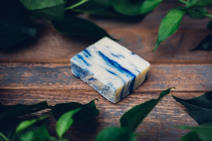 Natural Soap for A Clean and Clear Skin