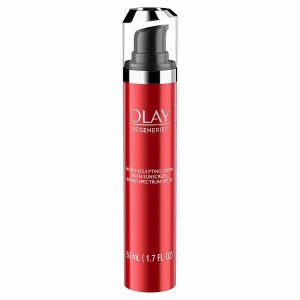 Olay Regenerist Micro-Sculpting Cream Moisturizer; Improved Elasticity for a Firm Skin; With Broad Spectrum SPF 30