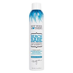 Not Your Mother's Beach Babe Texturizing Dry Shampoo; Adds Volume to Hair; Leaves Hair Clean and Fresh