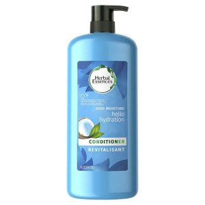 Herbal Essences Hello Hydration Moisturizing Conditioner; For Softer and Smoother Texture; Delivers Moisture Deeply to Strands