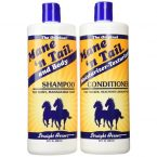 Mane 'N Tail Combo Deal Shampoo and Conditioner; Gives Hair Thicker Volume; Improves Hair Shine and Texture